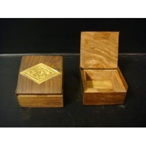 Caja Madera pastillero mini