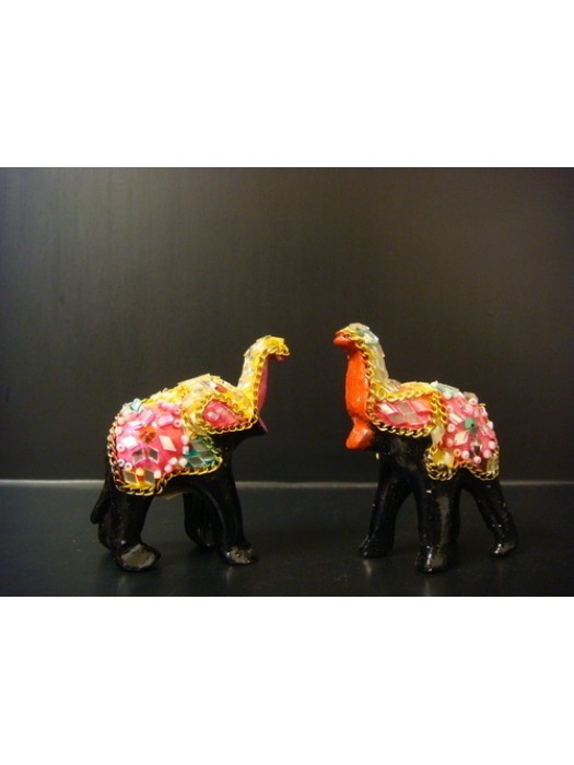 Elefante decorado