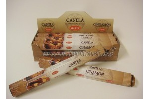 Incienso Aarti Canela (pack 6)