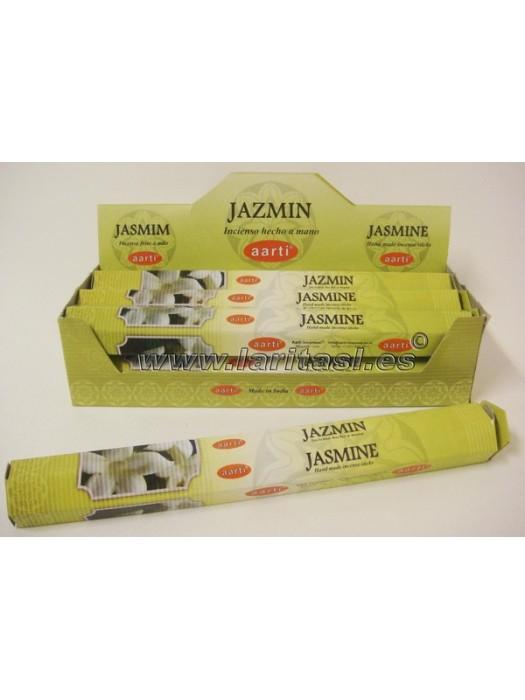 Incienso Aarti Jazmin (pack 6)