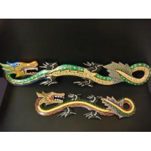Dragon madera 100cm