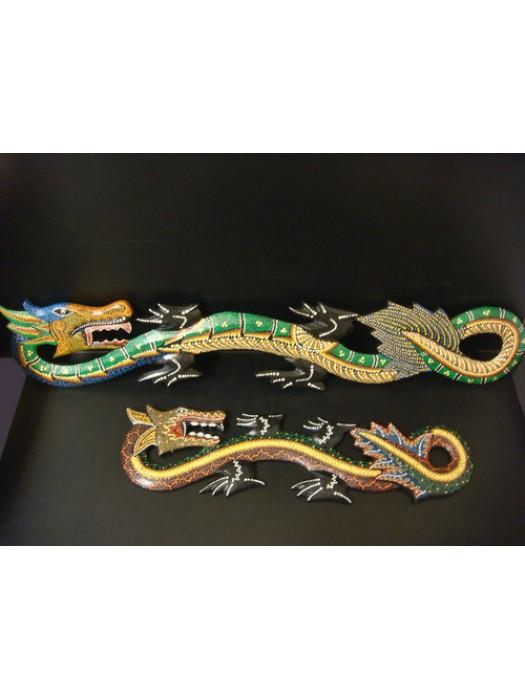 Dragon madera 80cm