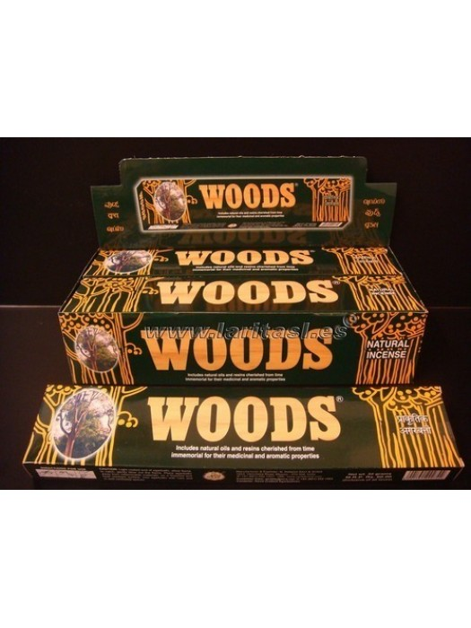 Incienso Woods 32g