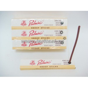 Incienso Padmini Dhoop Sticks Big (Pack 12 cajetillas x 10 sticks)