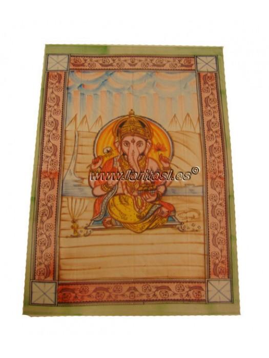 Cubrecamas Ganesha (210x240)