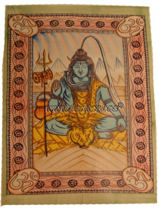 Cubrecamas Shiva (210x240)