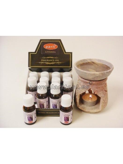 Aceite perfumado Aarti Lavanda 15ml (pack 12)