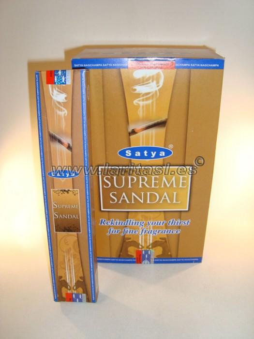 Nag Champa Supreme Sandal 15g (12x15g)