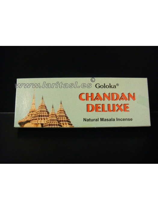 Goloka Chandan Deluxe 100g