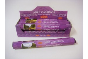 Incienso Aarti Abrecaminos (pack 6)