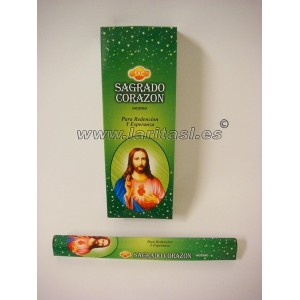 Incienso Sac Sagrado Corazon