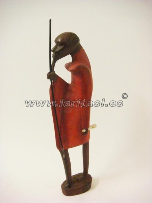 Hombre con baston 12 pulgadas (30cm)