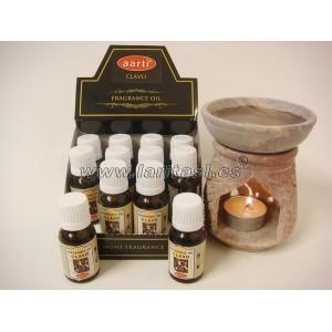 Aceite perfumado Aarti Clavo 15ml (pack 12)