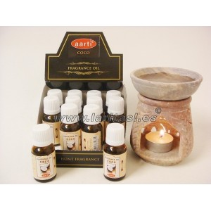 Aceite perfumado Aarti Coco 15ml (pack 12)