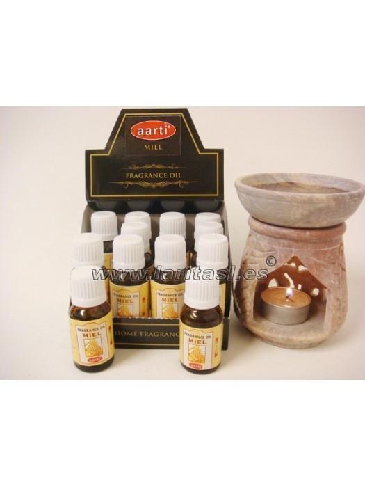Aceite perfumado Aarti Miel 15ml (pack 12)