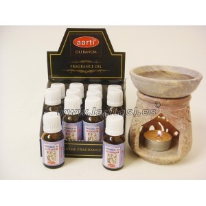 Aceite perfumado Aarti Olibano 15ml (pack 12)
