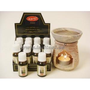 Aceite perfumado Aarti Pino 15ml (pack 12)