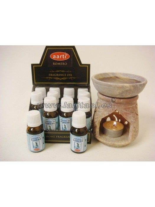 Aceite perfumado Aarti Romero 15ml (pack 12)