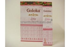Goloka Lotus 15gr (pack 12)