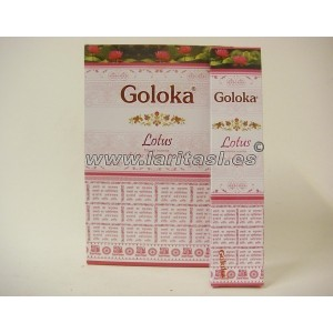 Goloka Lotus 15gr (pack 12)