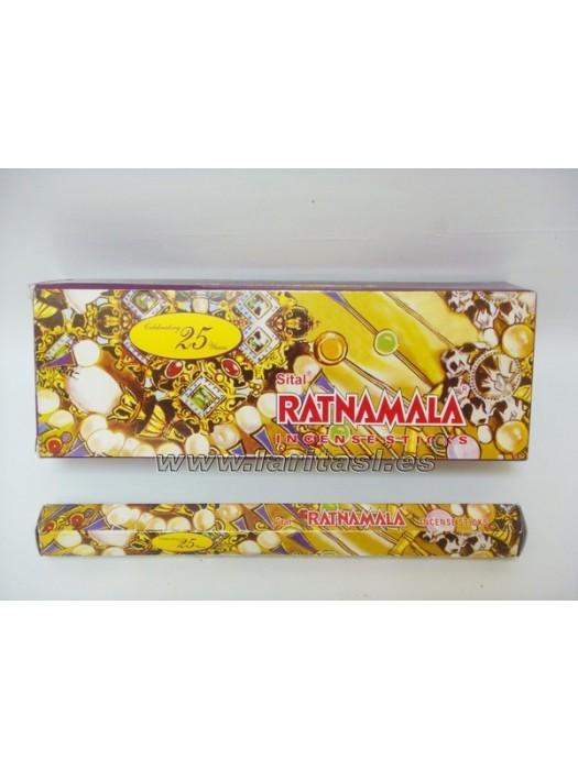 Incienso Ratnamala 20gr