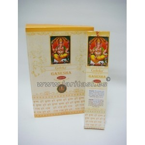 Goloka Aarti Ganesha 15gr (pack 12)