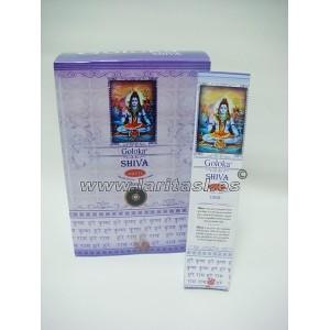 Goloka Aarti Shiva 15gr (pack 12)