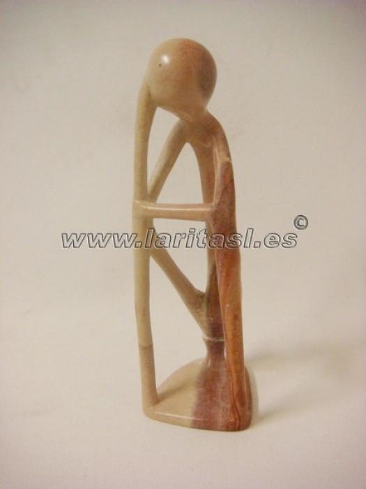Figura Piedra Pensador 6