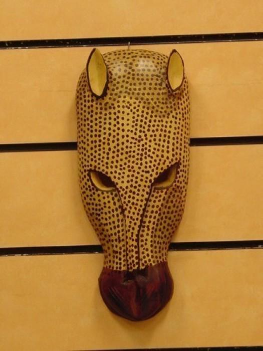 Mascara Leopardo 14 pulgadas