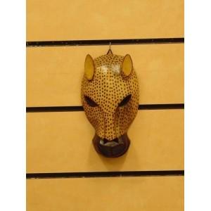 Mascara Leopardo 8 pulgadas