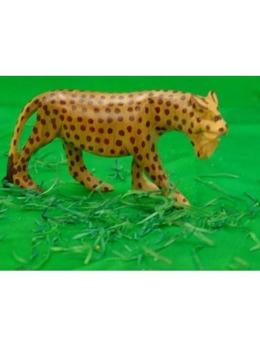 Leopardo 4 pulgadas