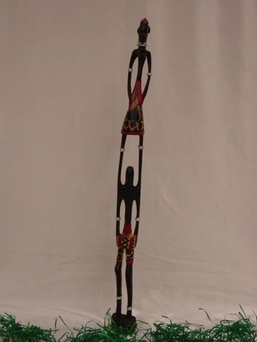 Esqueleto Massai acrobatico 18 pulgadas (42cm)