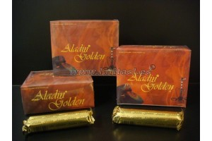 Aladin Golden Charcoal (10 tubes)