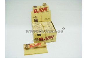 Paper Raw King Size + Tips