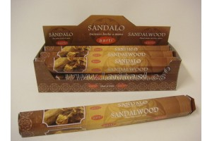Aarti Sandalwood incense  (pack 6)