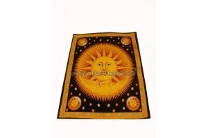 Cubrecamas Sol y Luna (135x210)