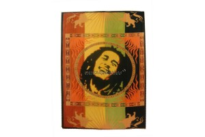 Tapestry  smiling Bob Marley (75x110)