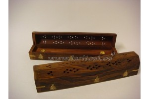 Box incense burner Deluxe