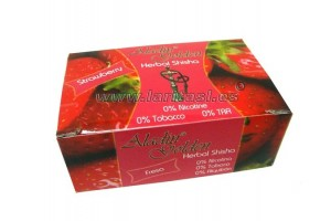 Herbal Shisha Strawberry 50gr (10 x 50gr)