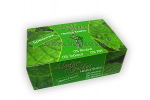 Herbal Shisha Spearmint 50gr (10 x 50gr)