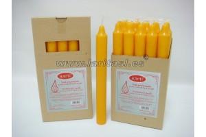 Vela Perfumada Naranja 20cmx2cm +/- 8h