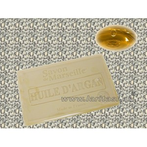 Jabon Natural Aceite de Argan 100g