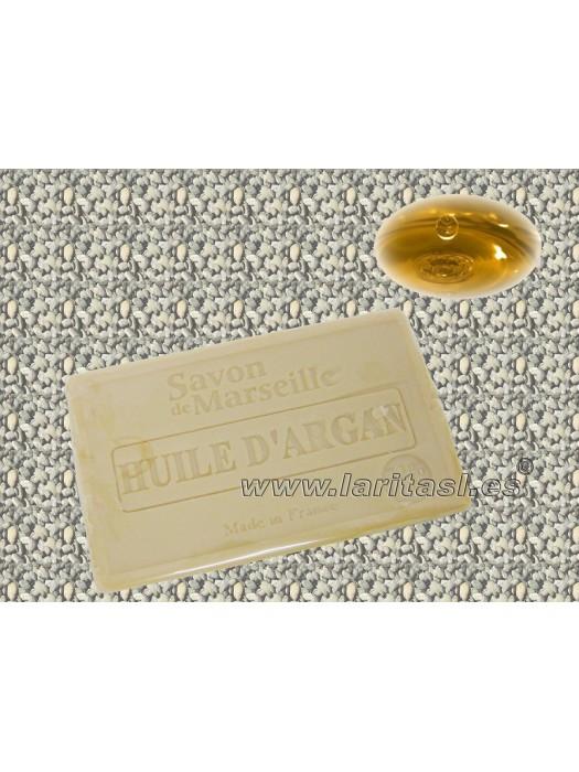 Jabon Natural Aceite de Argan 100g (6 unidades)