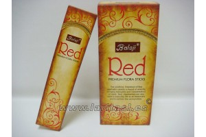 Incienso Balaji Red 15gr