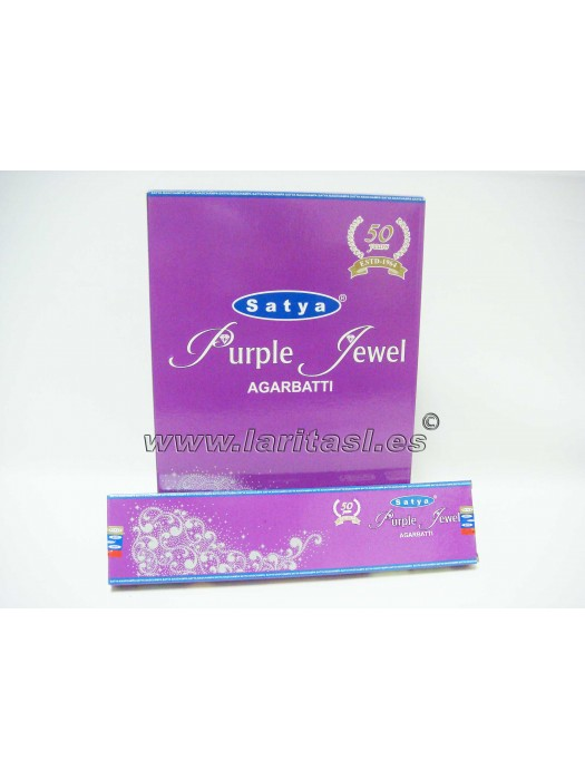 Nag Champa Purple Jewel 20gr (12x20gr)