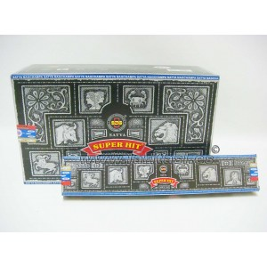 Nag Champa SUPER HIT 15gr (12x15gr)