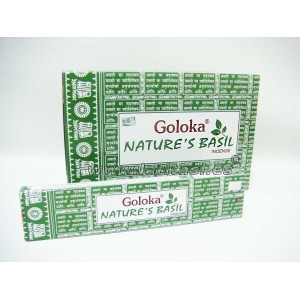 Goloka Nature´s Basil 15gr (pack 12)