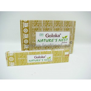 Goloka Nature´s Nest 15g (pack 12)