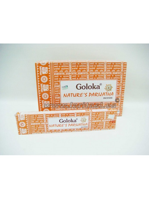 Goloka Nature´s Parijatha 15gr (pack 12)