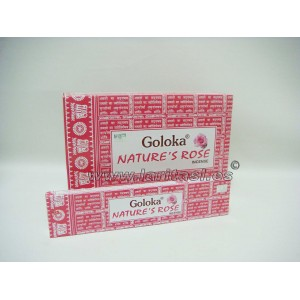 Goloka Nature´s Rose 15gr (pack 12)